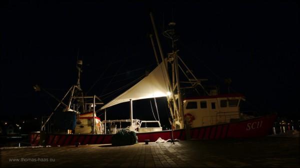 Verfahren! Ein Krabbenkutter in der Ostsee..., Februar 2105