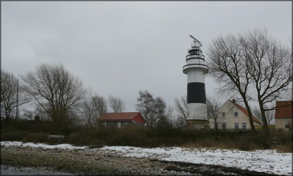 Bülker Leuchtturm, Februar 2105