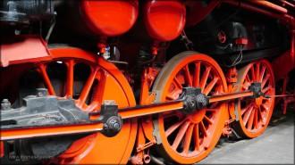 Das Bayerische Eisenbahnmuseum in Nördlingen