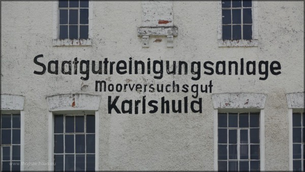 Saatgutreinigungsanlage in Karlshuld, Mai 2015