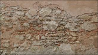 Detail der Stadtmauer, 2015