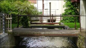 Brücken über die Eger, Mai 2015