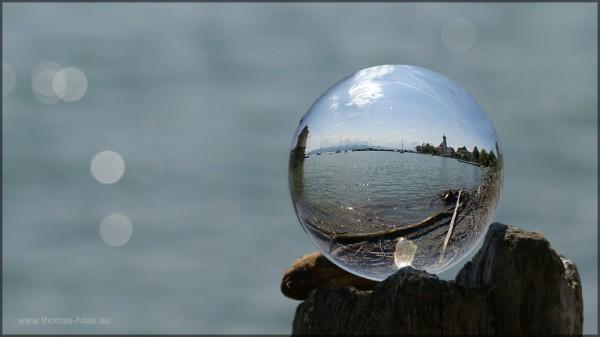 Ein Kugelbild vom Bodensee, Nonnenhorn
