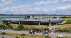 U-Boot 955, Museum in Laboe