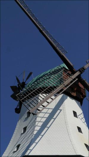 Windmühle in Kappel, Amanda