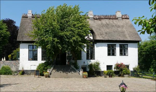 Das alte Landarzthaus, aus der Fernsehserie im ZDF