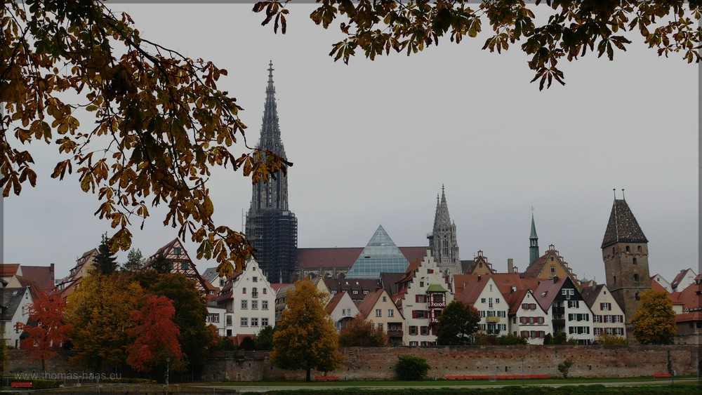 Ulmer Ältstadt, Oktober 2015