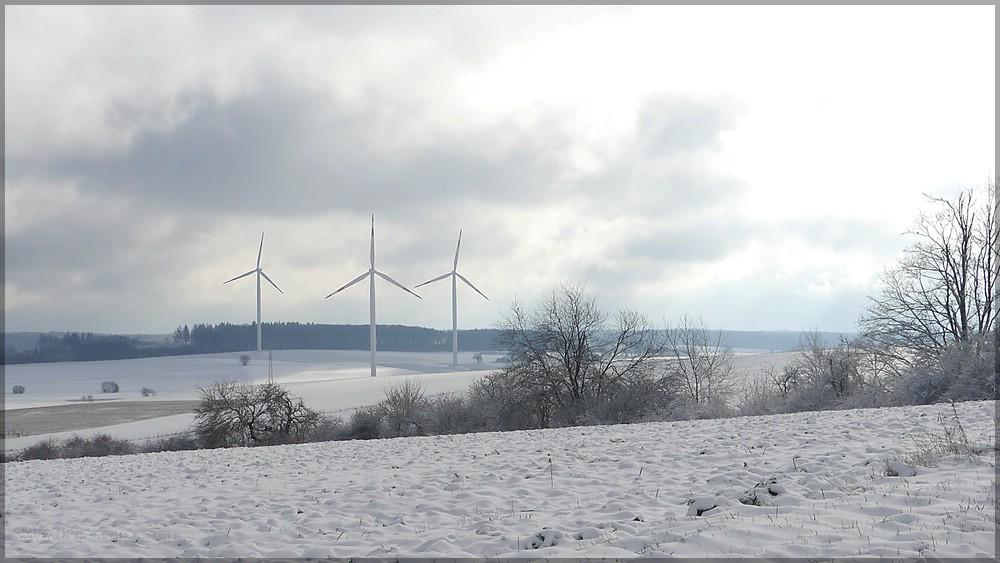 Die Ostalb als Winterlandschaft, 22.11.2015