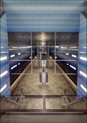 U4, Überseequartier, Dezember 2015