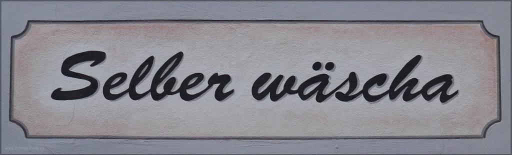 Kurz und knapp: Selber wäscha - Januar 2016, Bad Waldsee