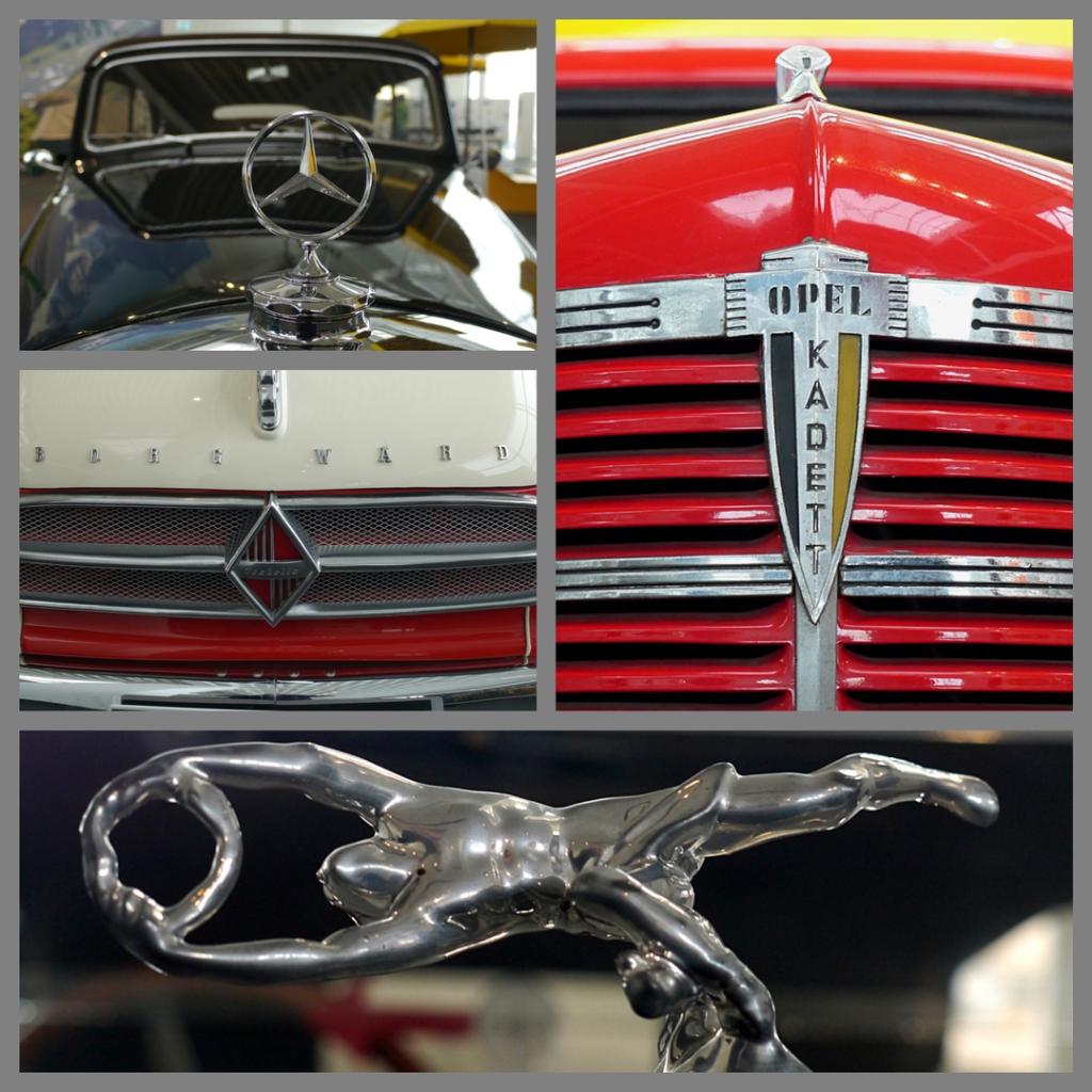 Collage diverser Automarken, Janaur 201r