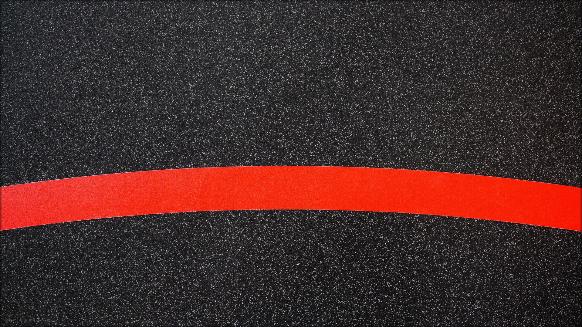 Grafik, rote Linie...