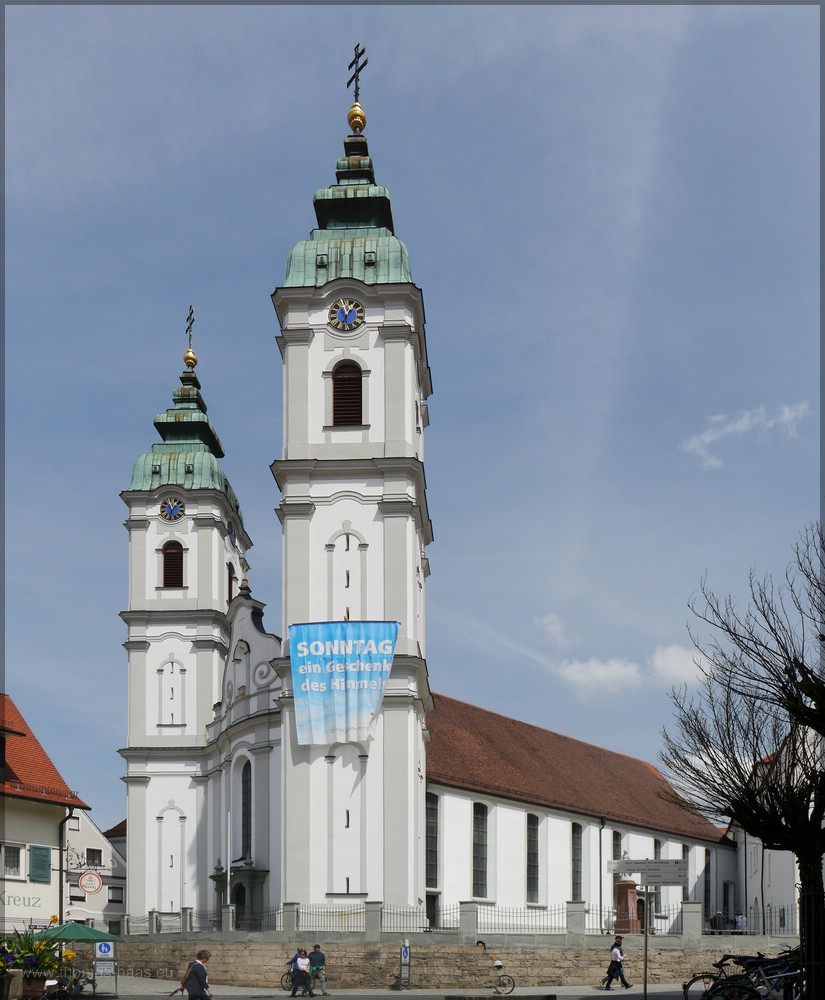 Panorama von St. Peter, April 2016