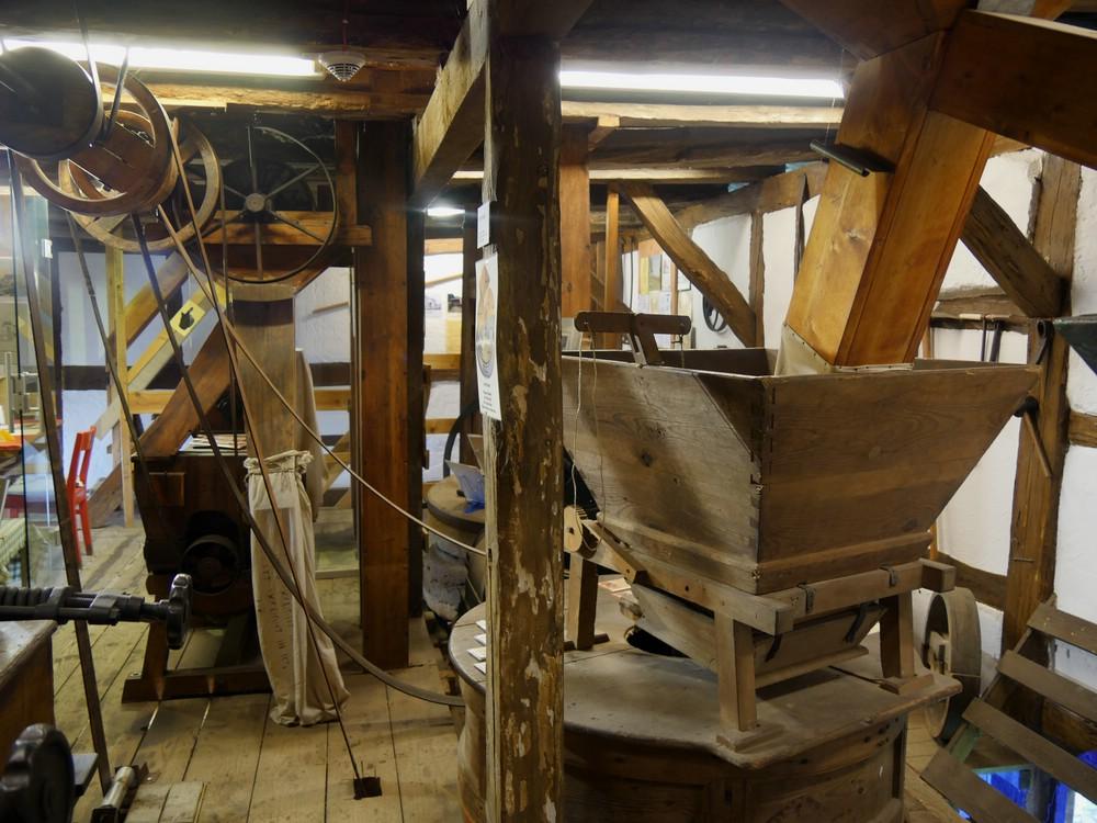 Die übersiedelte Mühle, 2016