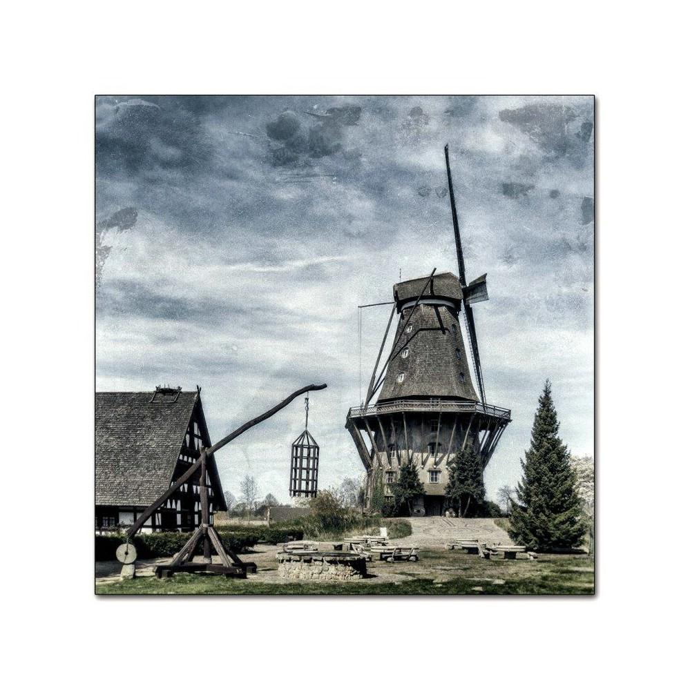 Galerie-Holländer, Windmühle, Mühlenmuseum Gifhorn
