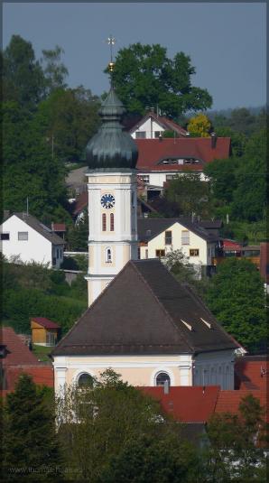 Kiche in Ingstetten, Mai 2016