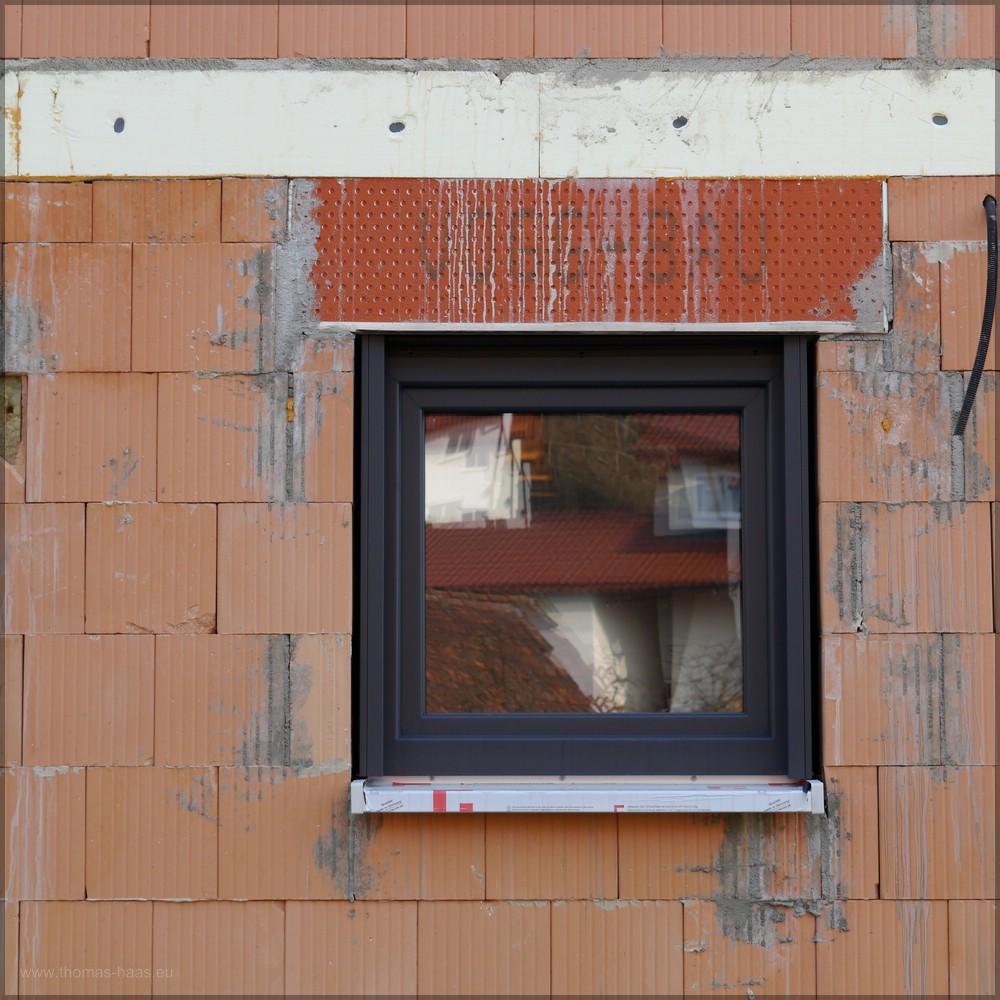 Niedrigenergie-Fenster, Neubau, 2016