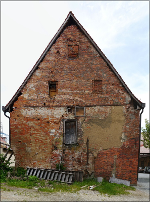 Altstadthaus, Mai 2016