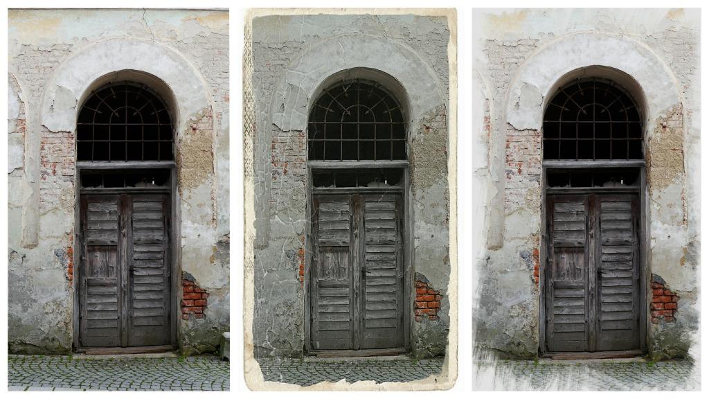 Bearbeitung in GIMP, PhotoScape und Fotor, Juni 21016