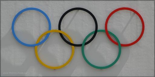Olympische Ringe, Segeln, Kiel, 1972
