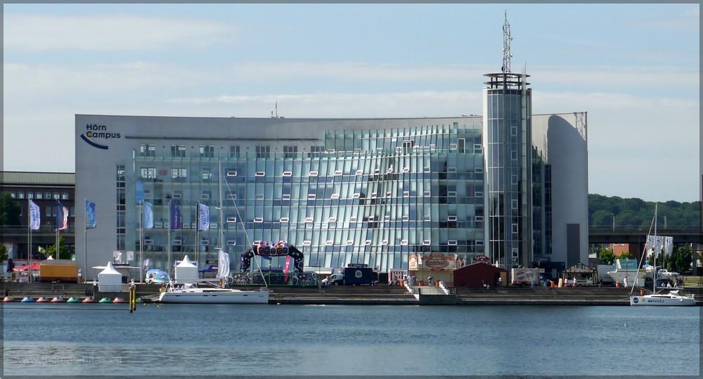 ... an der Hörn, Kiel, Juni 2016