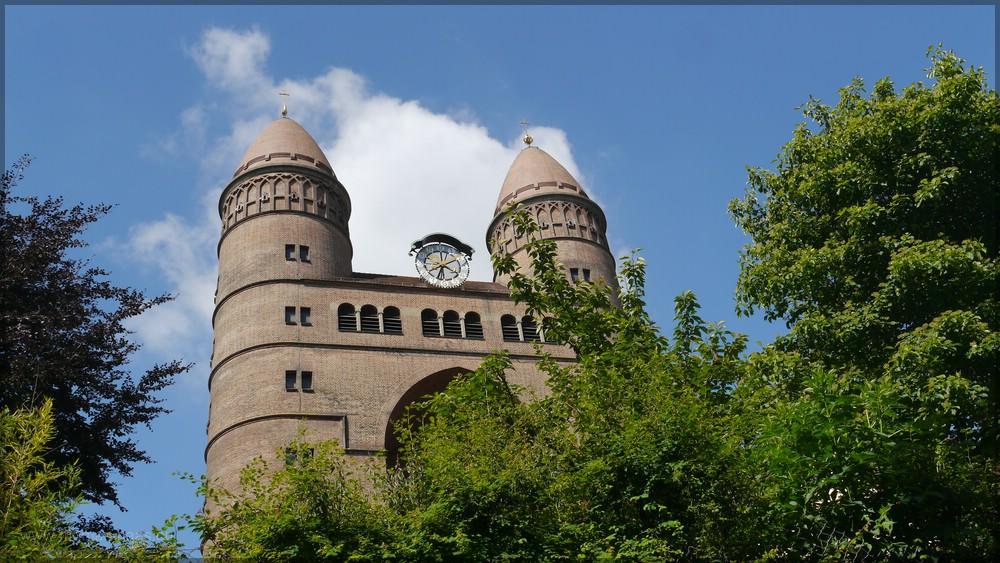 Pauluskirche Ulm, Juni 2016