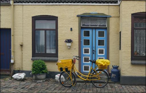 Post-Fahrrad,Juni 2016