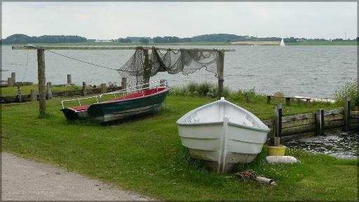 Fischei früher, die Kahnstellen, Juni 2016
