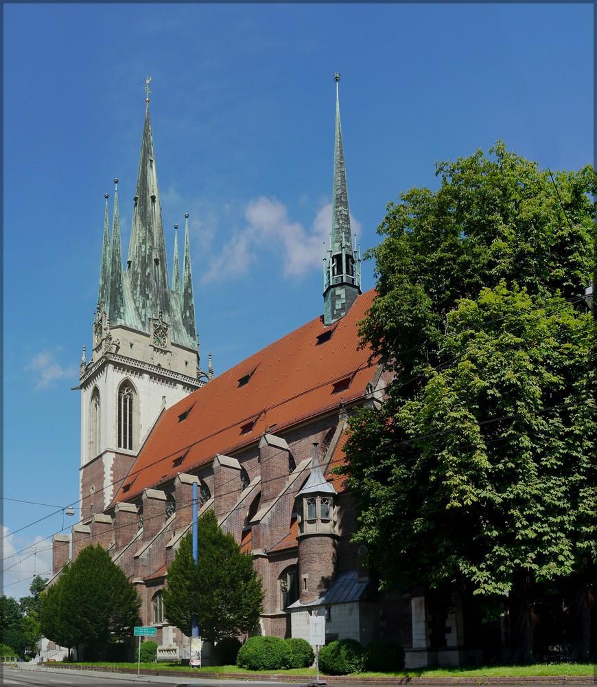 Die katholische Georgskirche in Ulm, Garnisionskirche