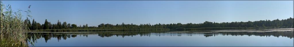 Panorama-Ausschnitt, Riedsee, 2016