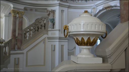 Dekorationselemente: Vase