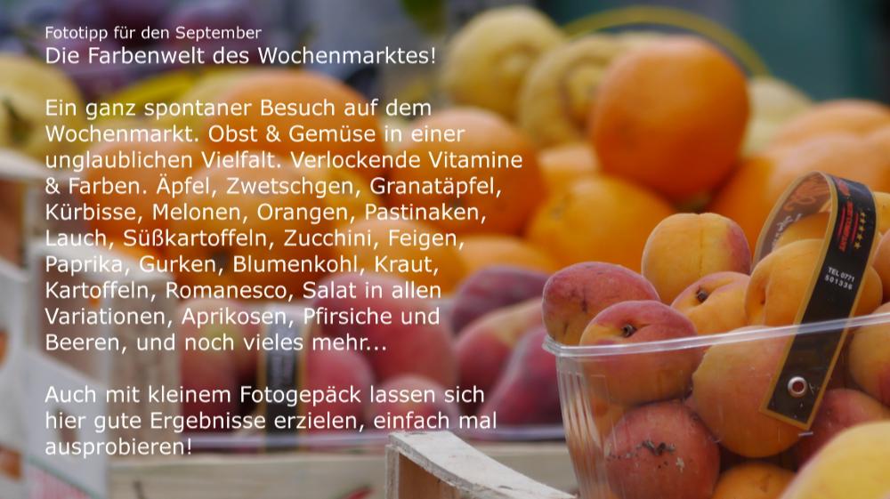 Wochenmarkt Neu-Ulm