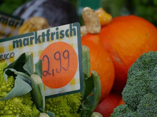 Marktfrisch, Gemüse