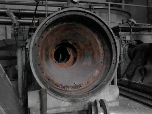 Kegel-Refiner zur Zellstoff-Aufbereitung
