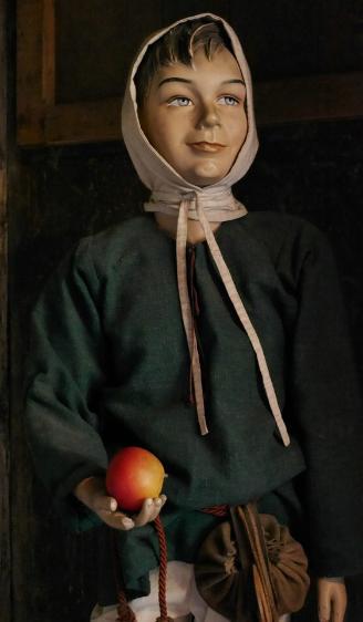 Burgbewohner (Puppe)