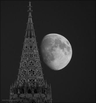 Mond und Münster