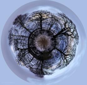 Bildbearbeitung des Motivs Stürzenweiher