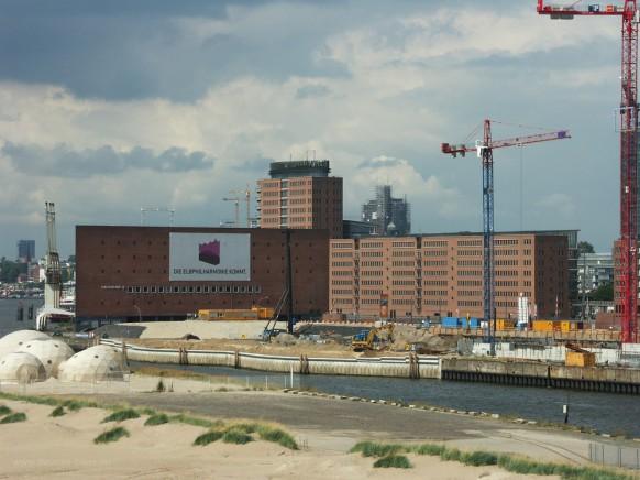 Zustand 10 Jahre vor der Eröffnung der Elbphilharmonie, 2006