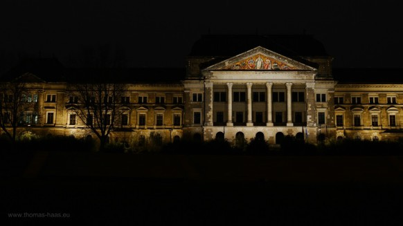 Finanzministerium, Dresden, April 2017