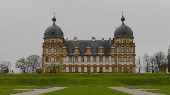 Schloss Seehof, Mai 2017