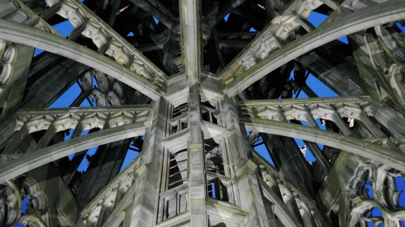 Im Turmhelm des Münsters, Mai 2017