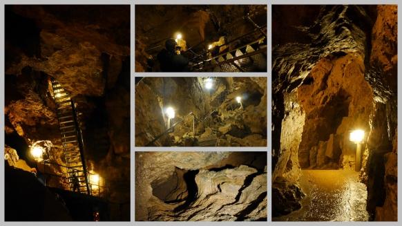 In der Laichinger Tiefenhöhle, Juni 2017