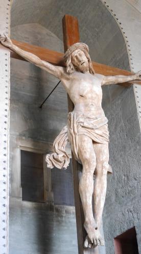 Christuskammer, Kreuz