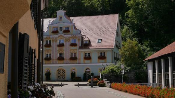 Rathaus der Gemeinde Königsbronn an der Brenz, 2017