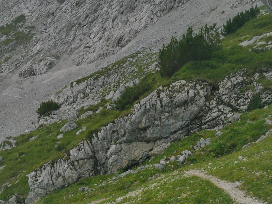Einfach ein Landschaftsbild, Hochgebirge