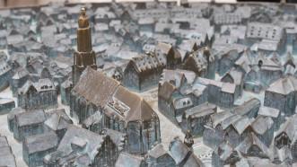 Die Nördlinger Altstadt...