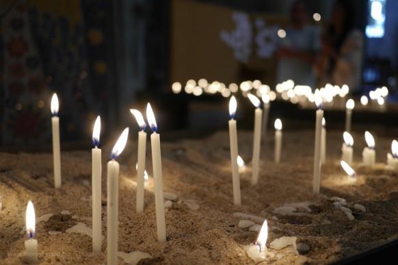 Kerzen im Münster, 2017