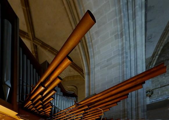 "Münsterorgel, ""Span. Trompeten"", 2016"