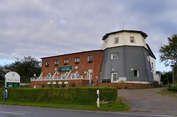 Ansicht Waabs Mühle, 2017