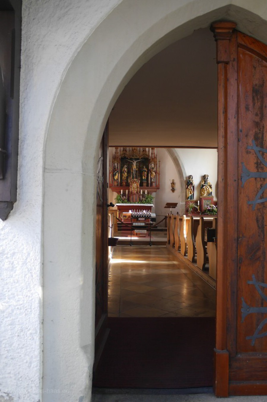 St. Jakobus-Kapelle,, Nonnenhorn, Oktober 2017
